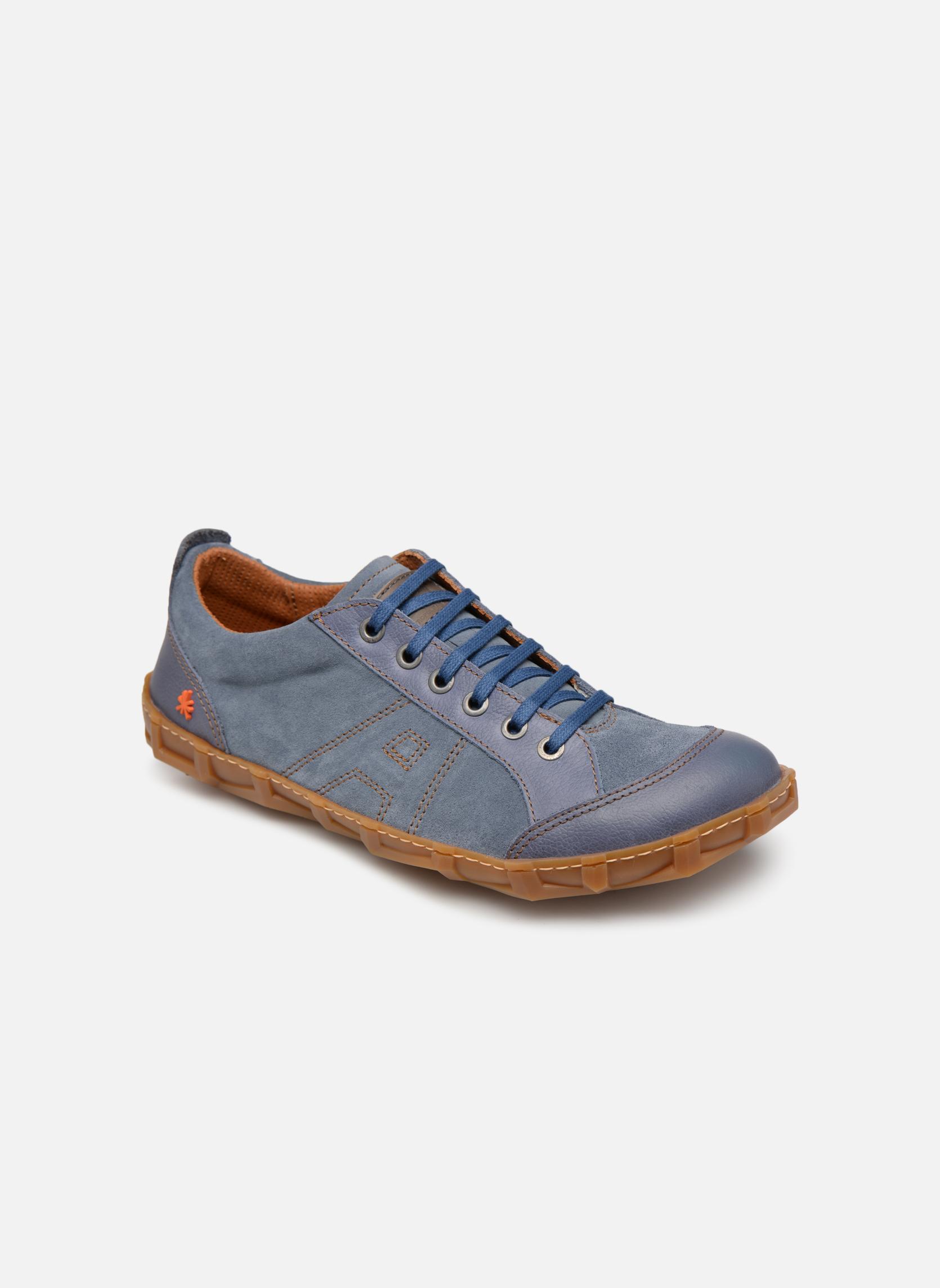 Sneakers Art Blauw
