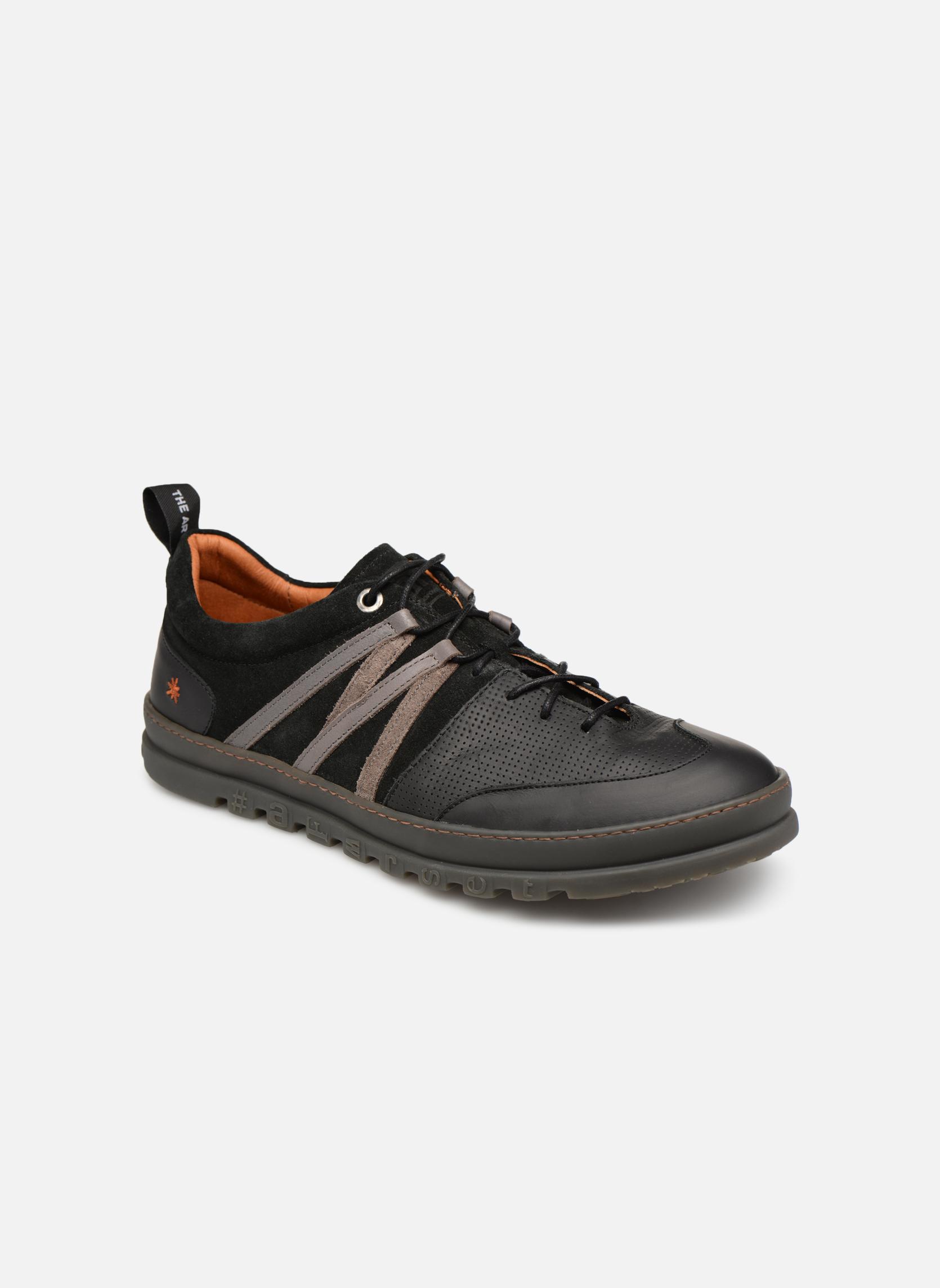 Sneakers Art Zwart