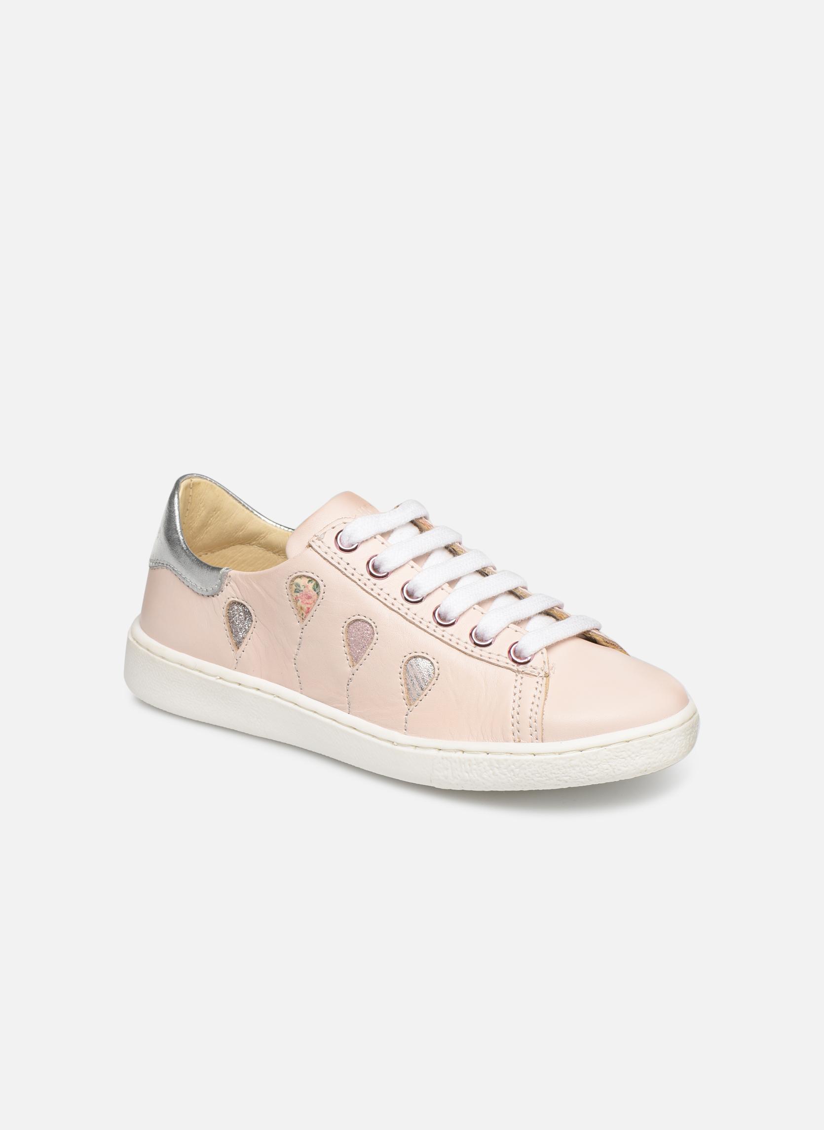 Sneakers Shoo Pom Beige