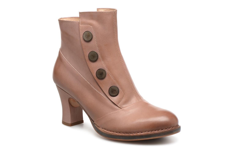 Boots en enkellaarsjes Neosens Beige
