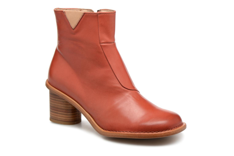 Boots en enkellaarsjes Neosens Rood