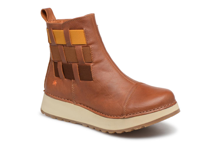 Boots en enkellaarsjes Art Bruin