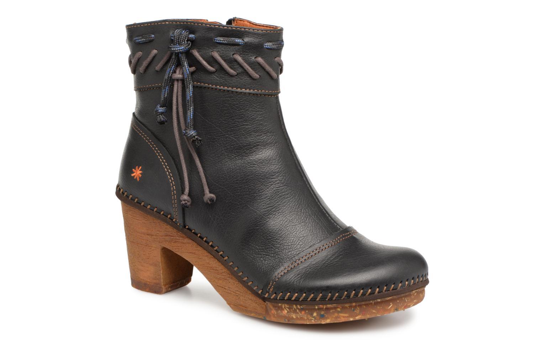 Boots en enkellaarsjes Art Zwart