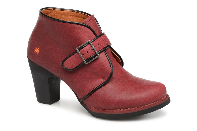 Boots en enkellaarsjes Art Bordeaux