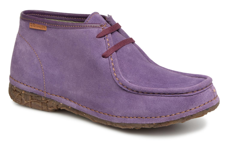 Boots en enkellaarsjes El Naturalista Paars