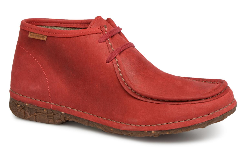 Boots en enkellaarsjes El Naturalista Rood