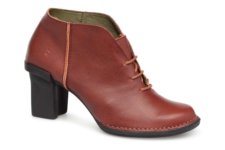 Boots en enkellaarsjes El Naturalista Bordeaux