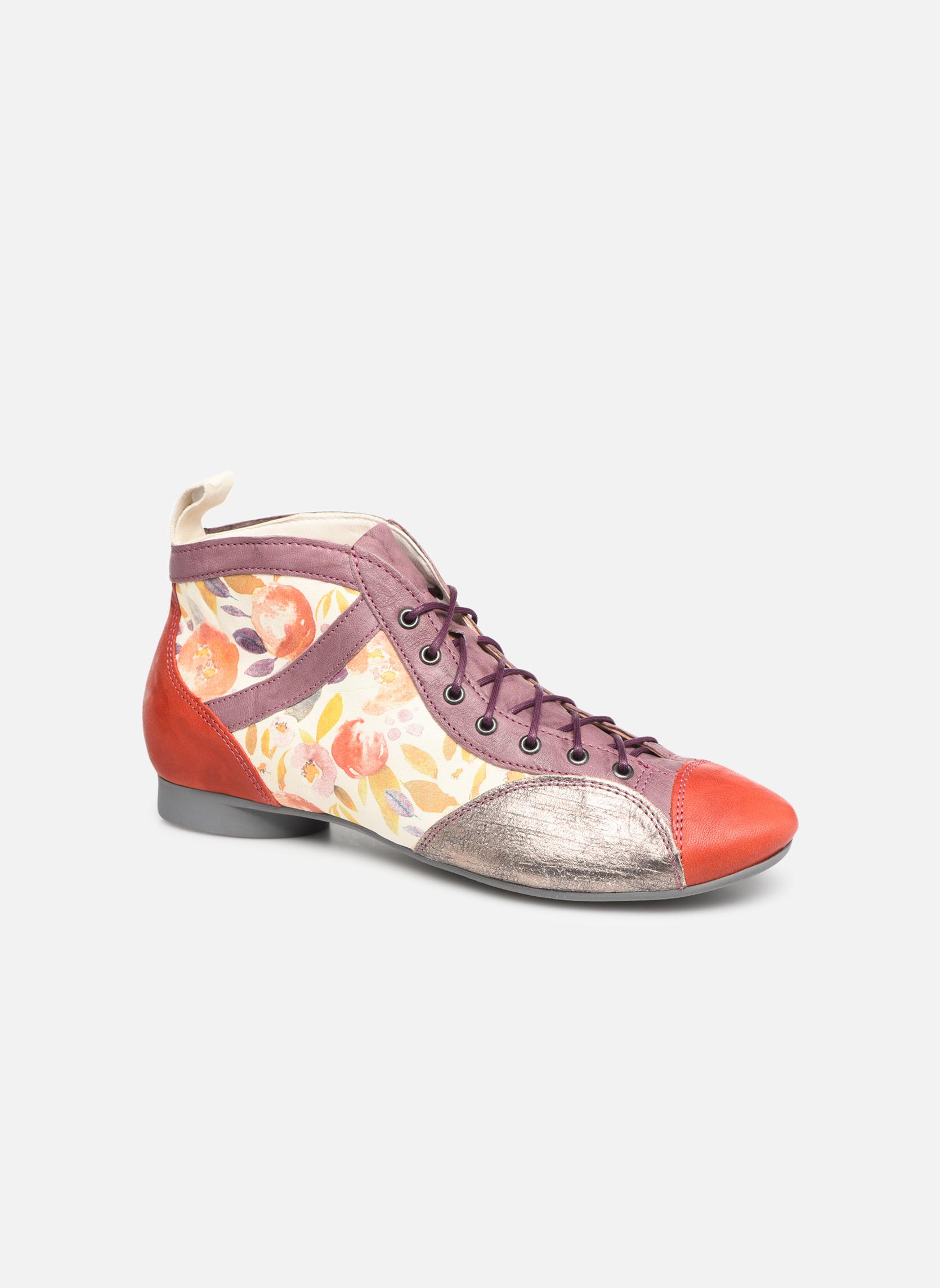 Boots en enkellaarsjes Think! Multicolor