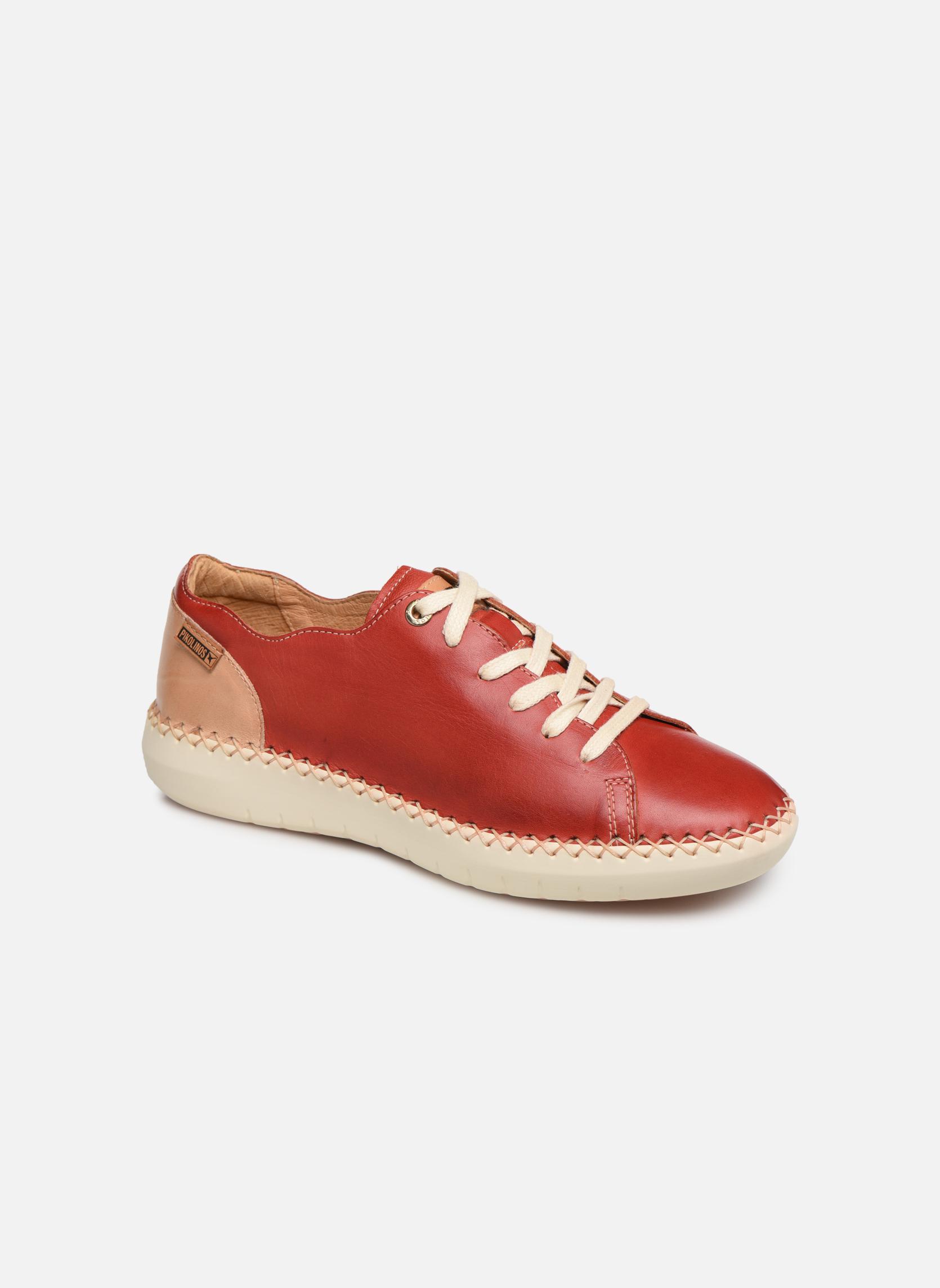 Sneakers Pikolinos Rood