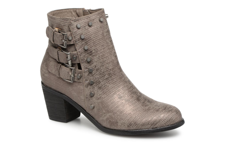 Boots en enkellaarsjes Vanessa Wu Grijs