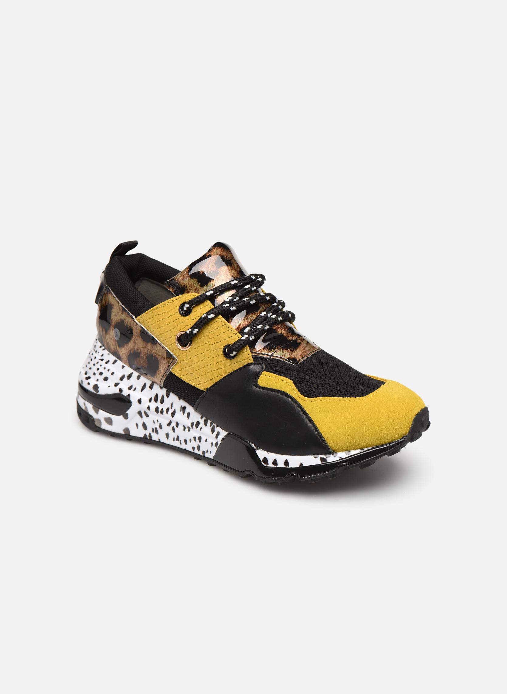 Sneakers Steve Madden Geel