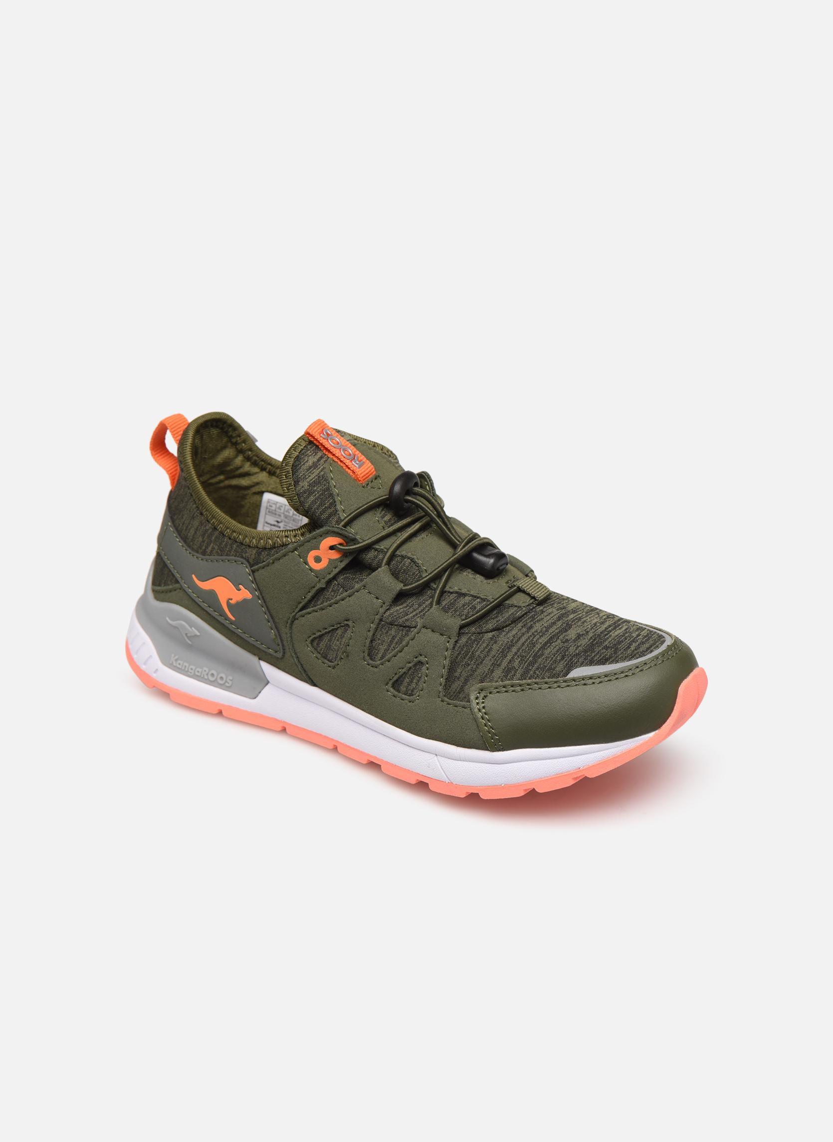 Sneakers Kangaroos Groen