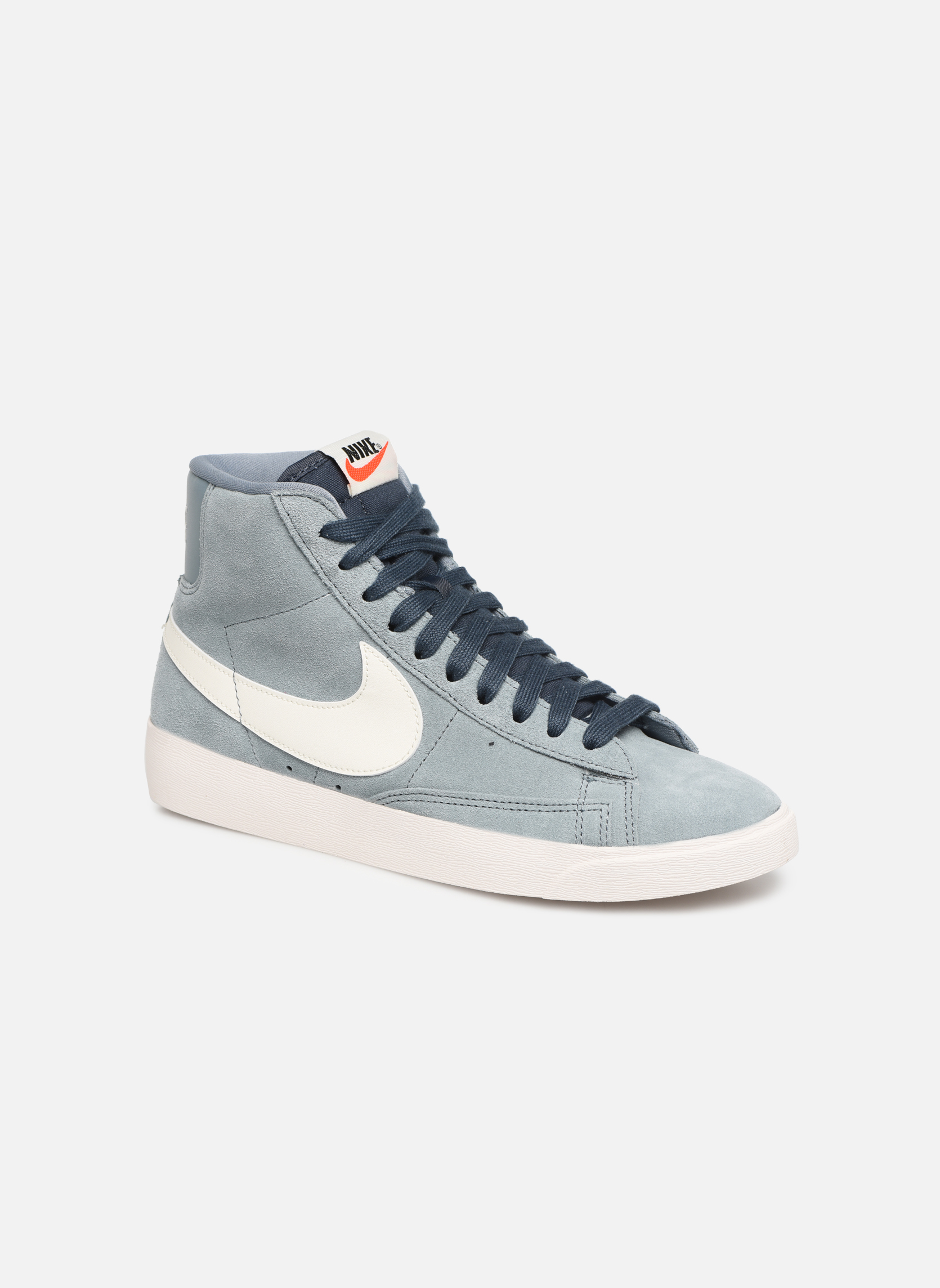 online retailer 181f4 447fe Sneaker Nike W Blazer Mid Vintage Suede