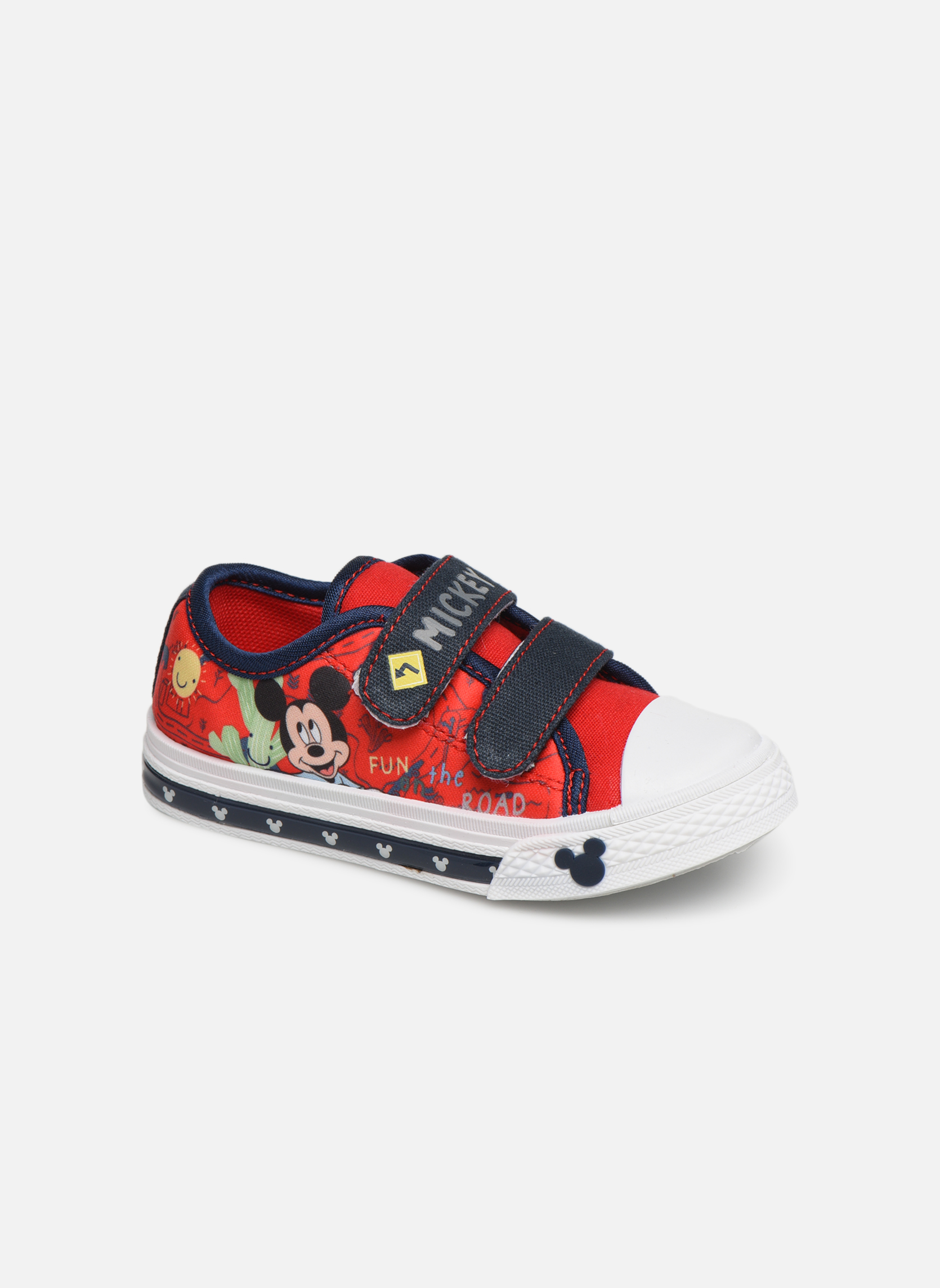 Sneakers Mickey Rood