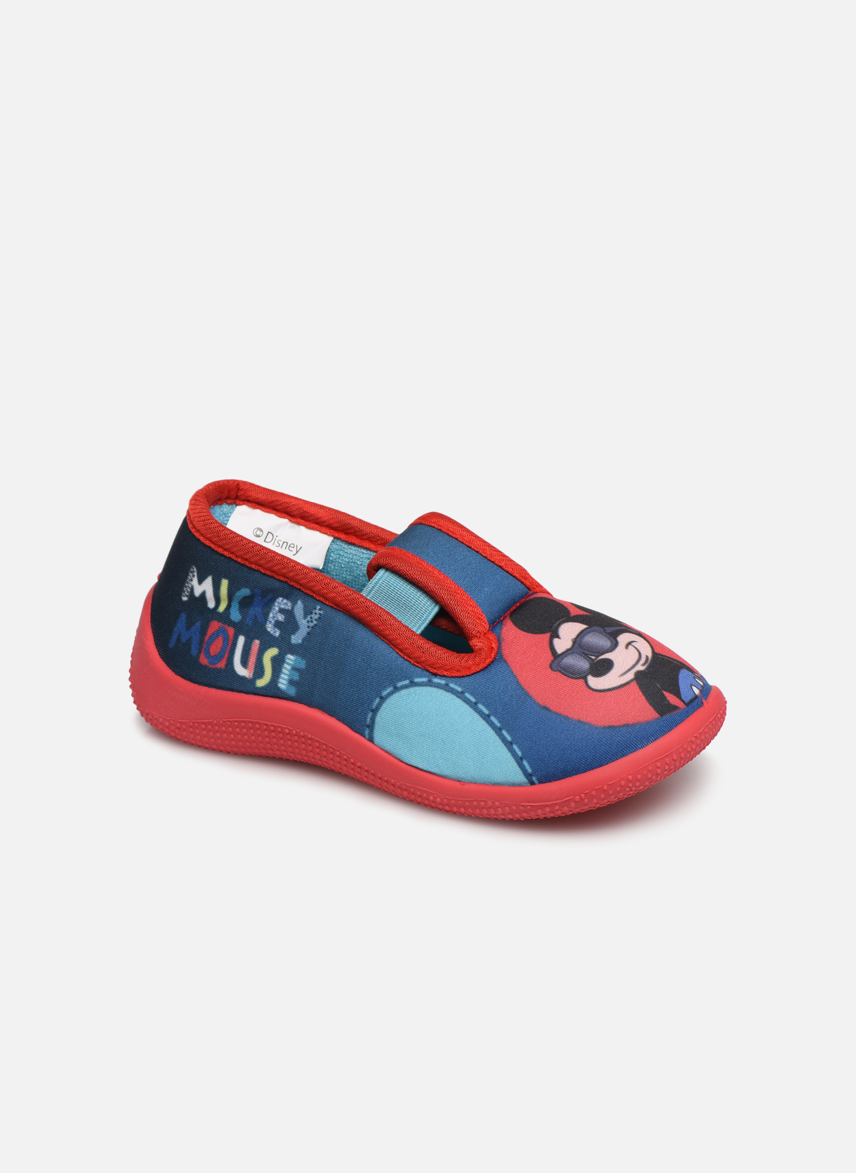 Pantoffels Mickey Blauw