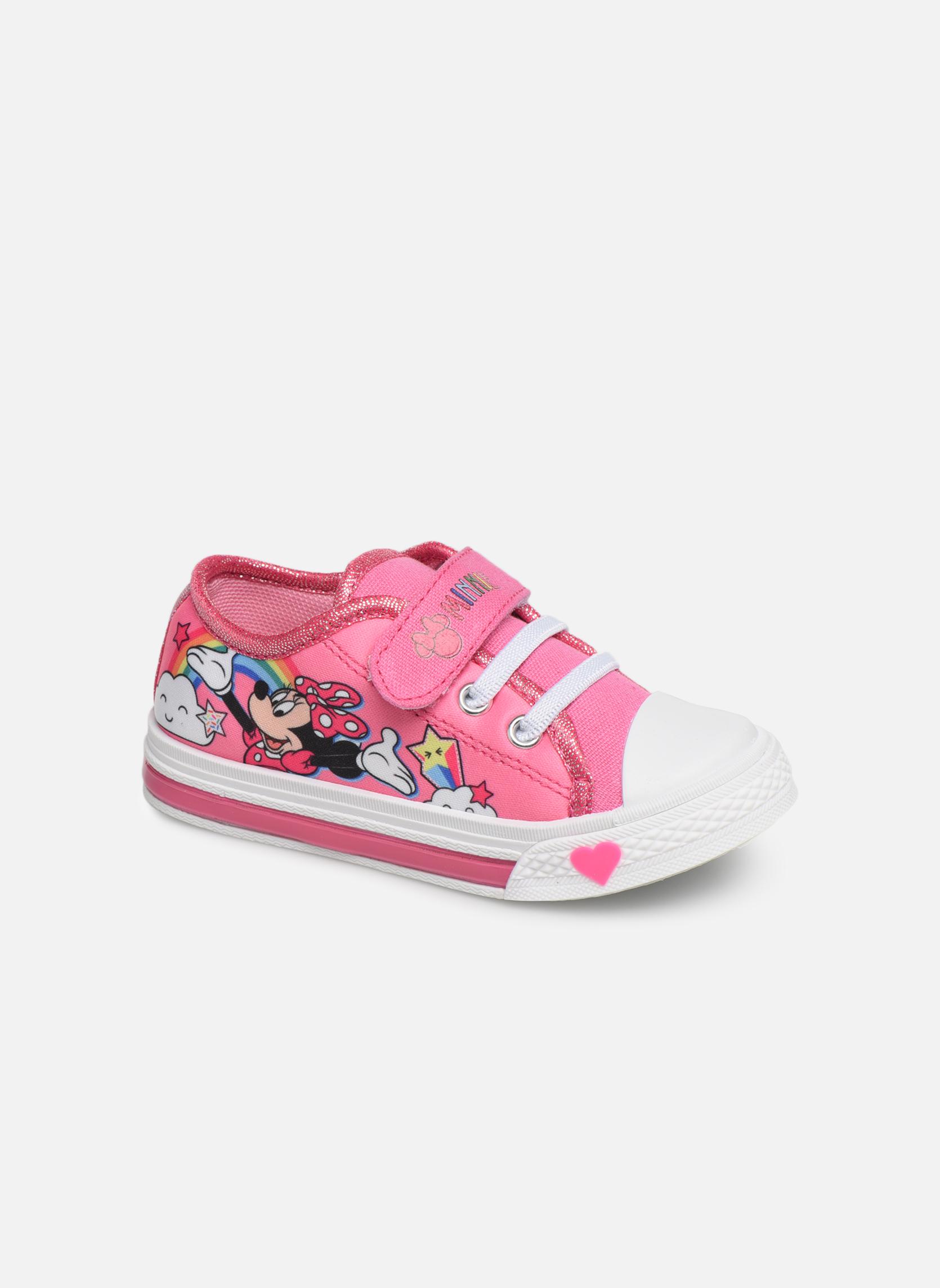 Sneakers Minnie Roze