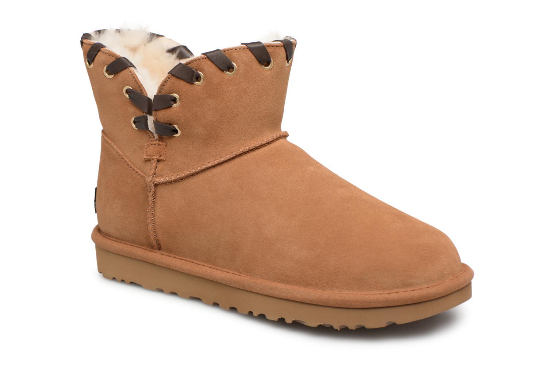 Boots en enkellaarsjes UGG Bruin