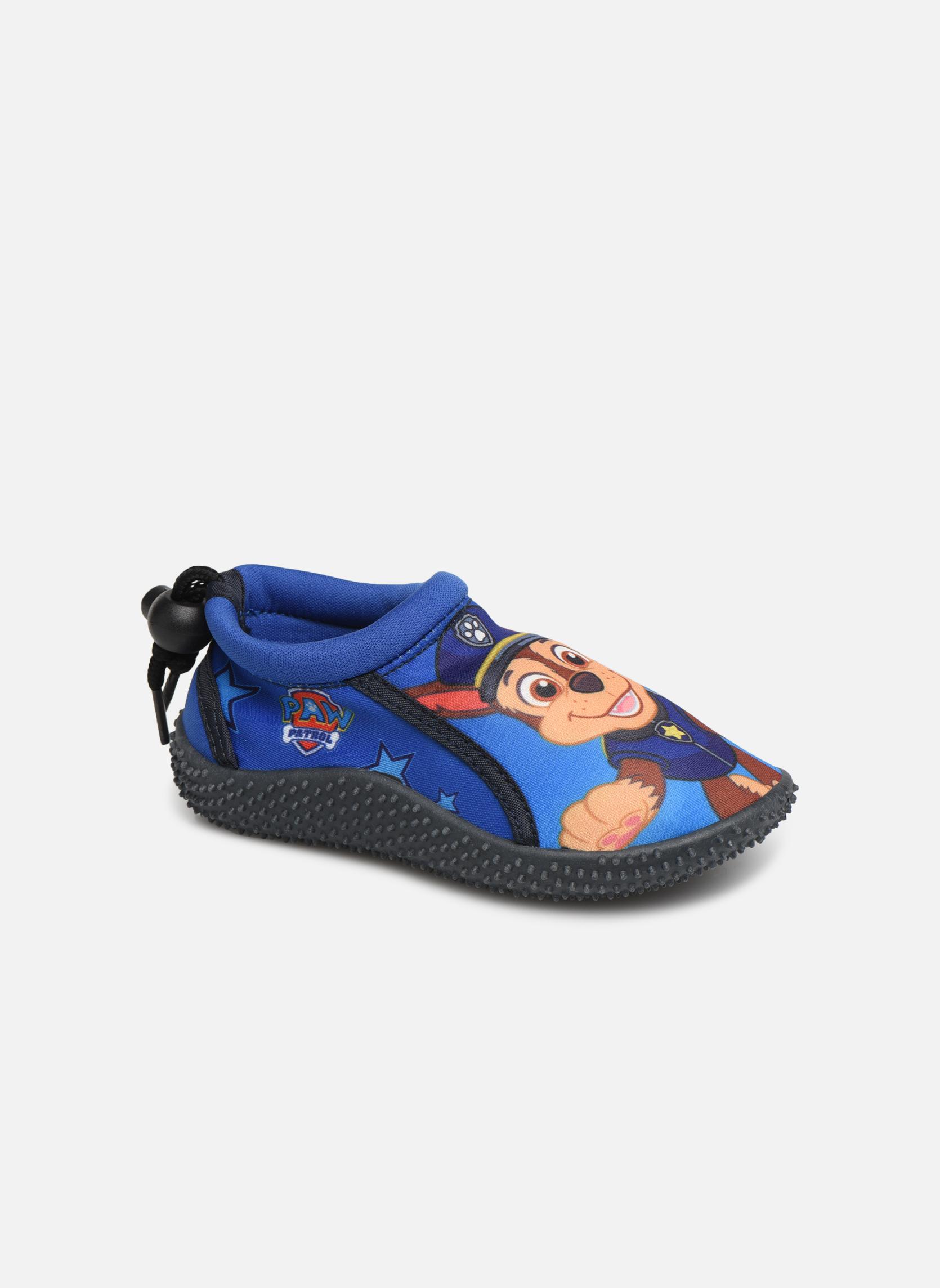 Pantoffels Pat Patrouille Blauw