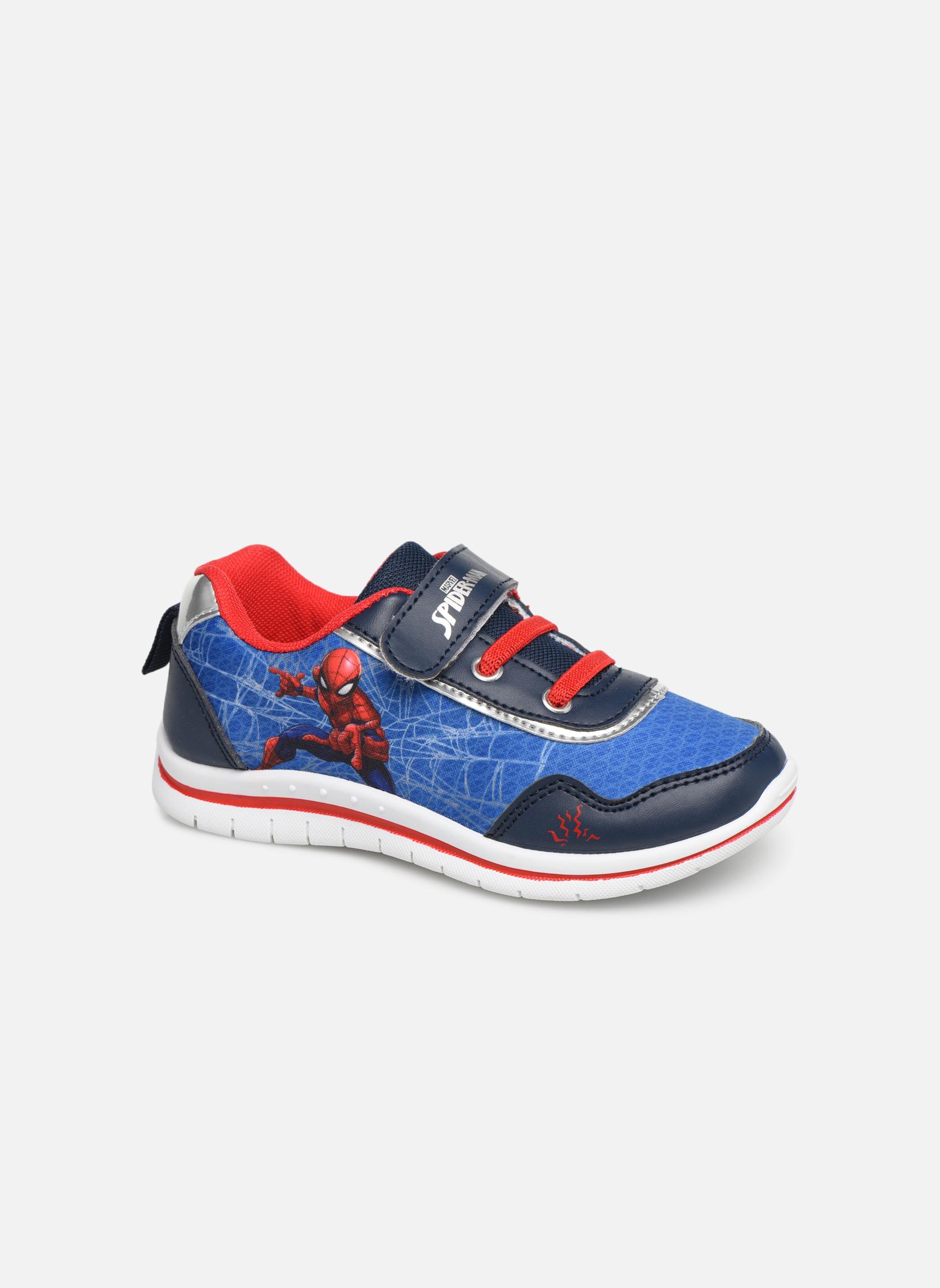Sneakers Spiderman Blauw