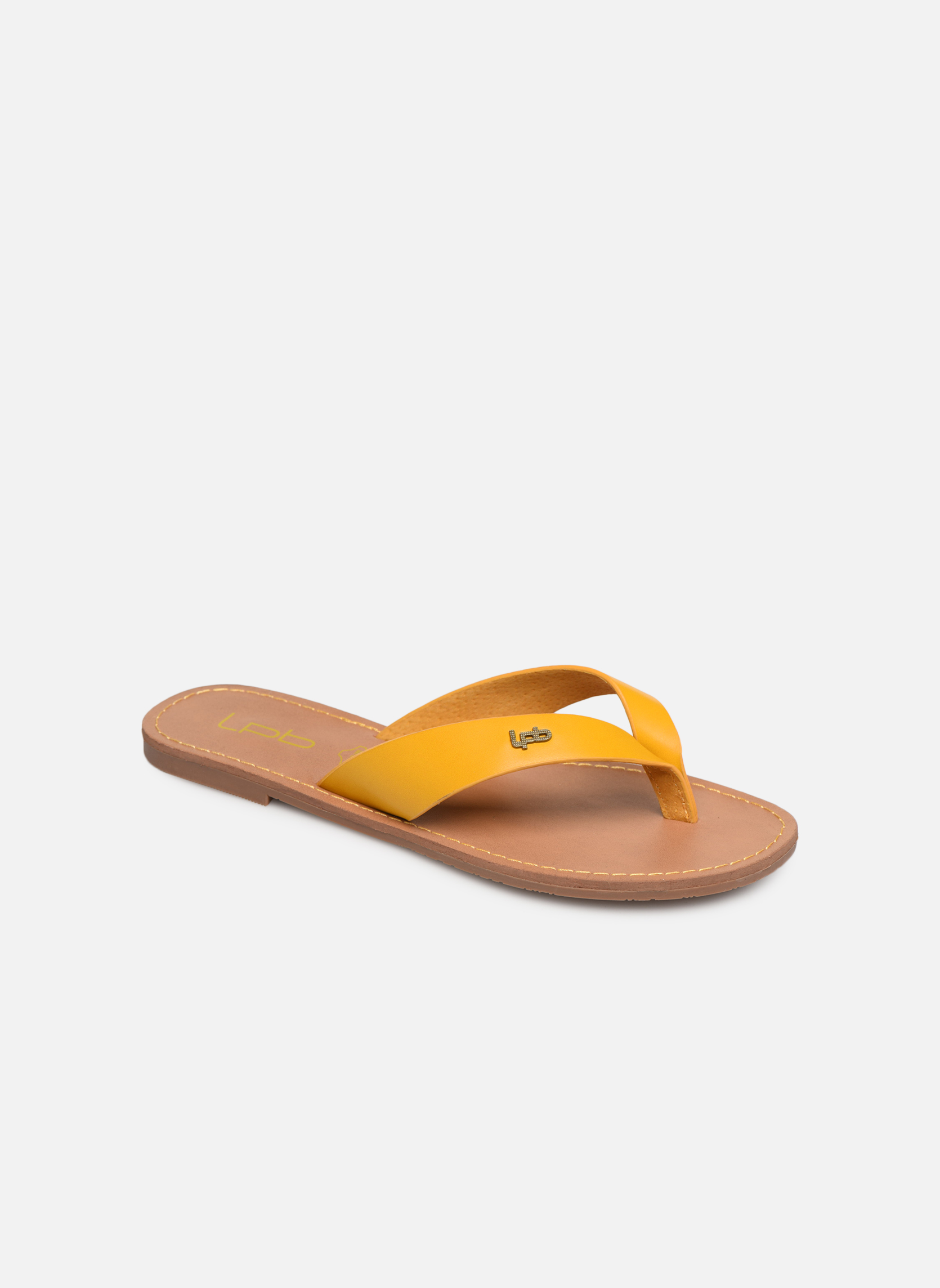 Slippers Les P'tites Bombes Geel