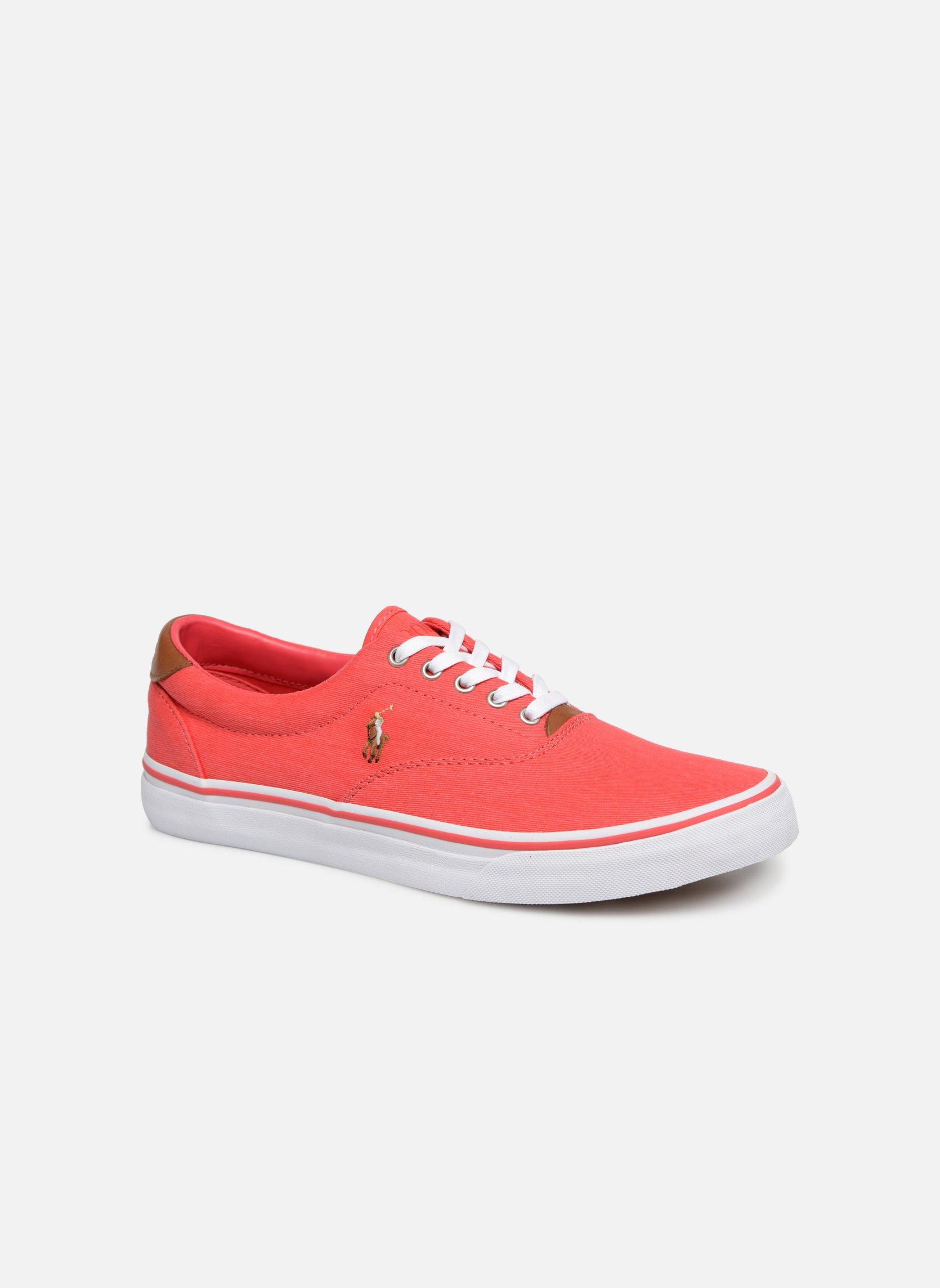 Sneakers Polo Ralph Lauren Rood