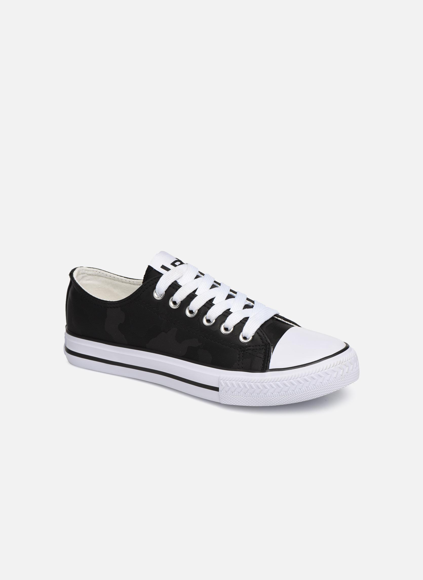 Sneakers Les P'tites Bombes Zwart