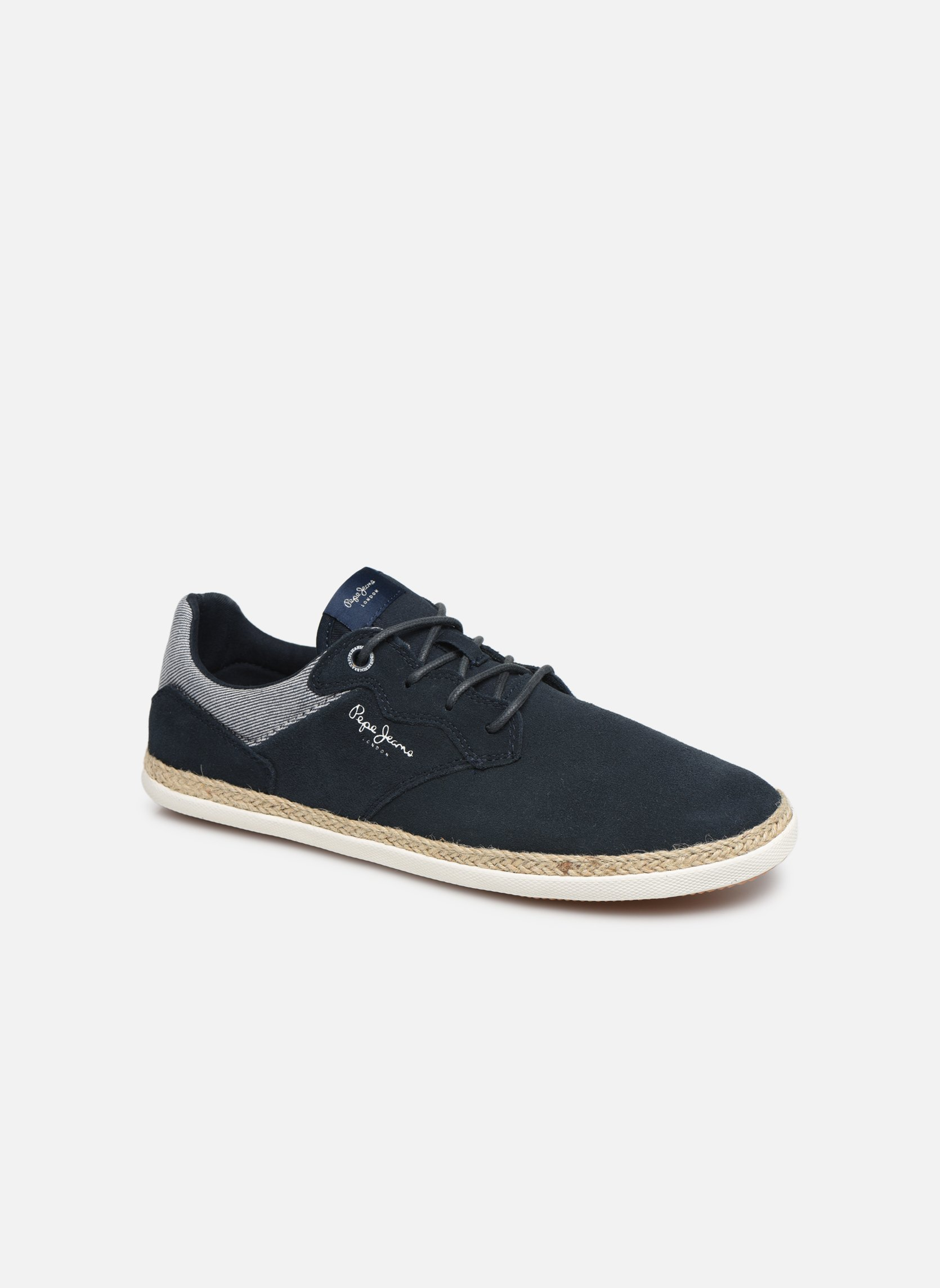 c72458db Pepe Men's jeans Trainers bluee in Lace-up Ker Maui b2b04wfzg33062 ...