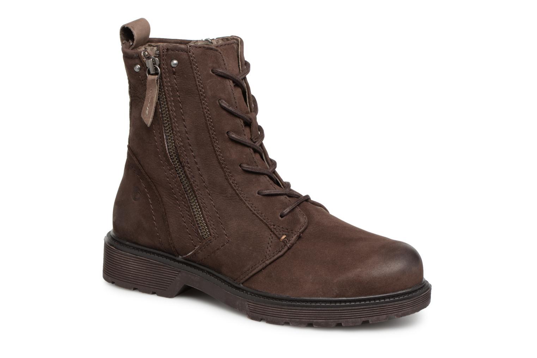 Boots en enkellaarsjes Be Natural Bruin