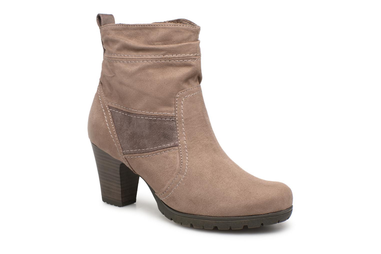 Boots en enkellaarsjes Jana shoes Beige