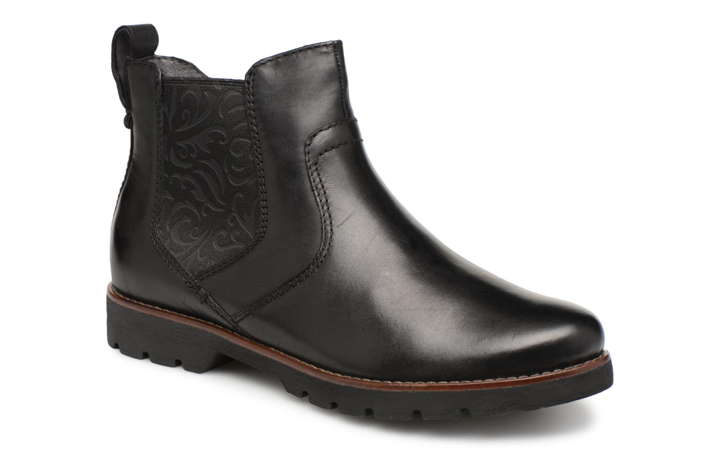 Boots en enkellaarsjes Jana shoes Zwart
