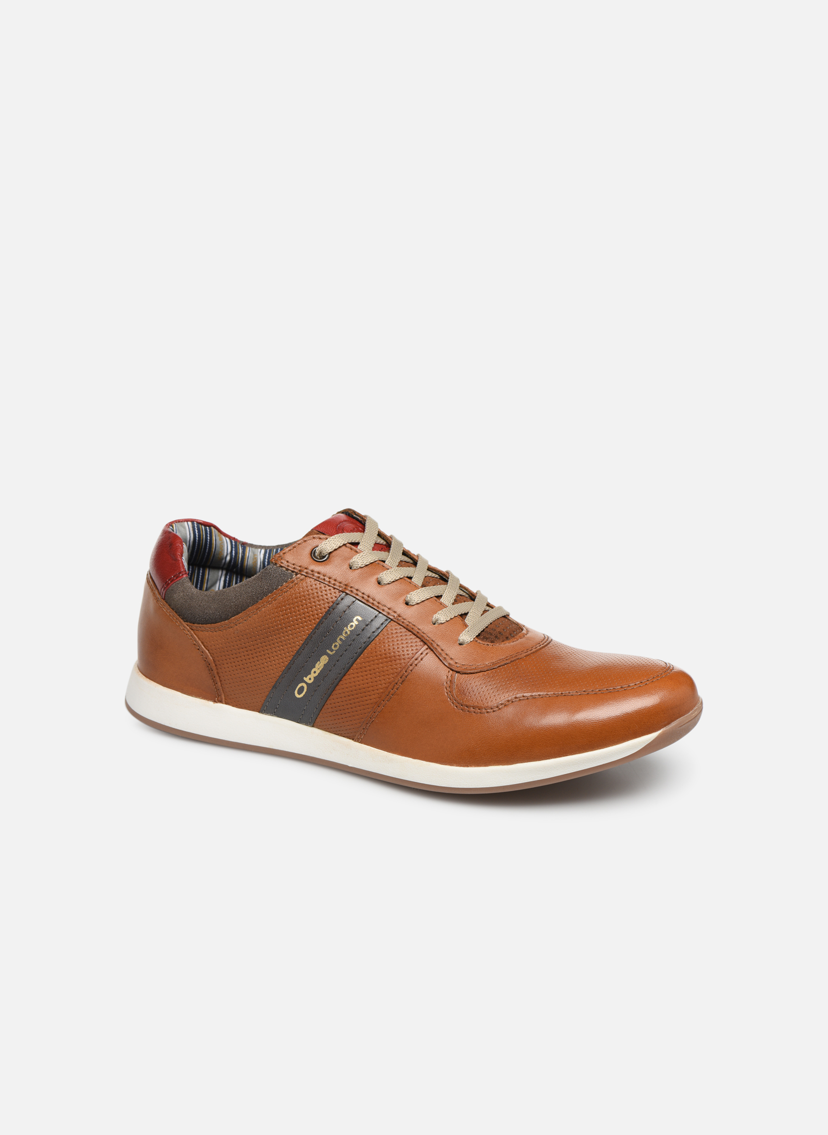 Sneakers Base London Bruin