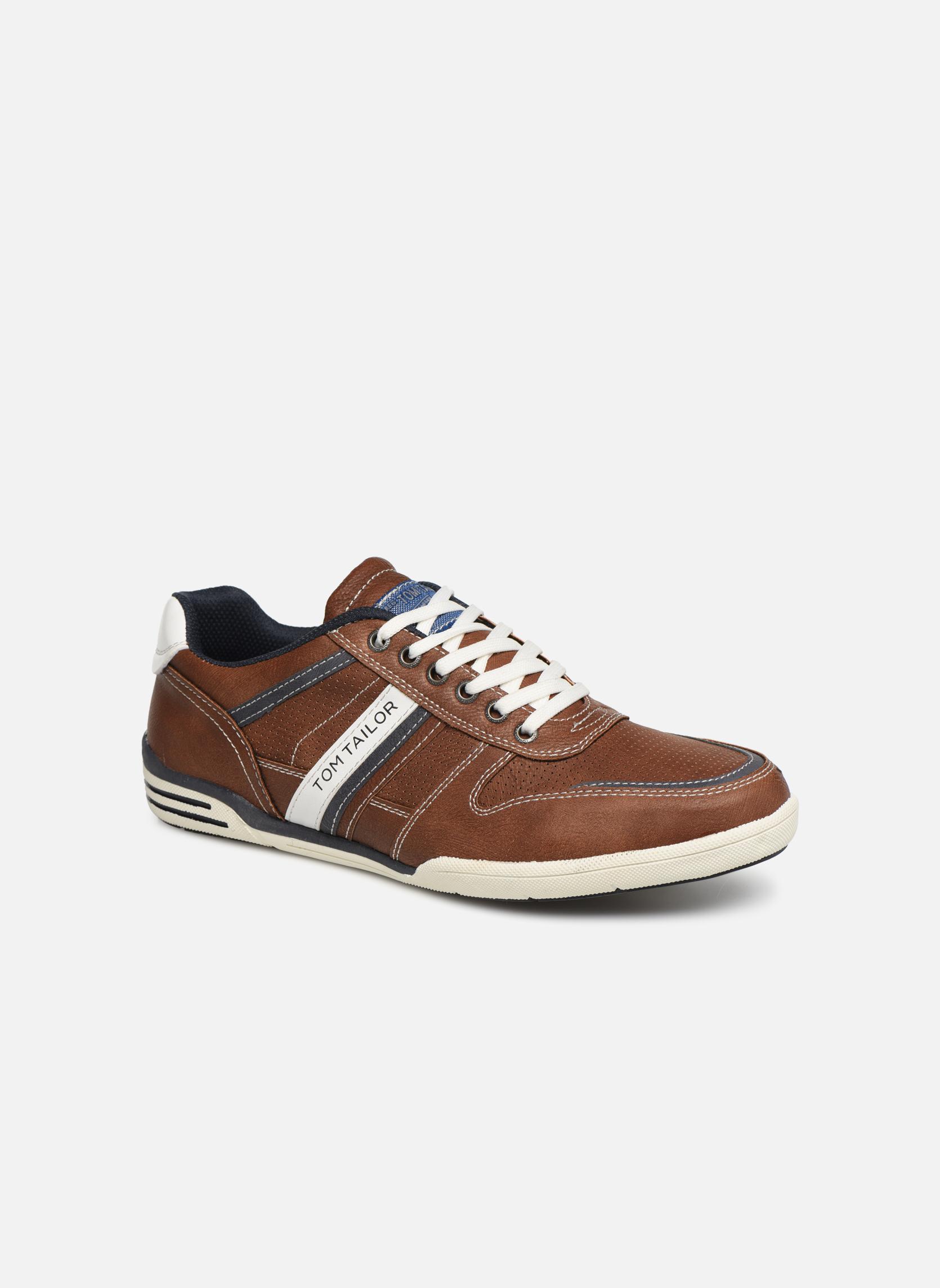Sneakers Tom Tailor Bruin