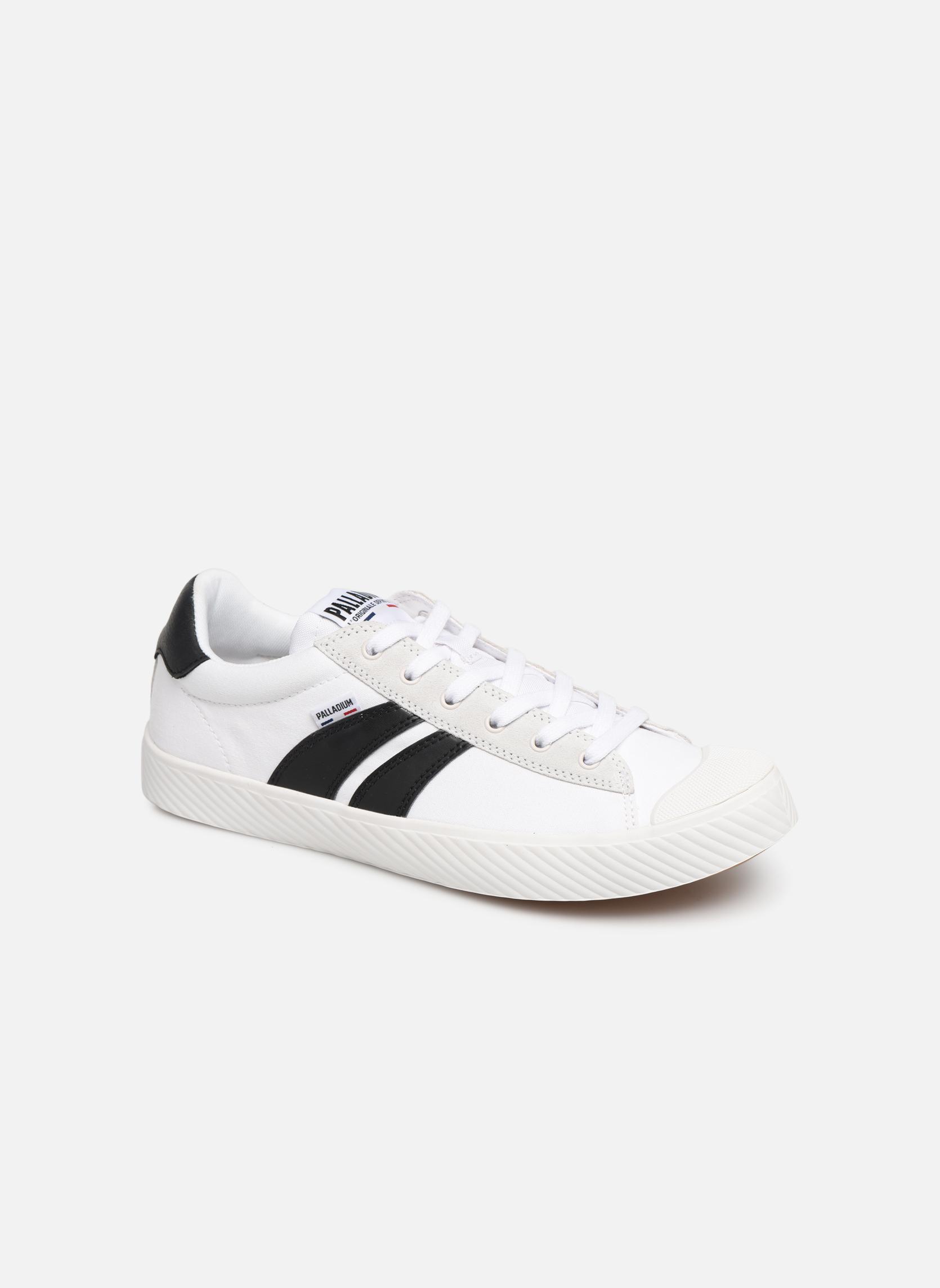 Sneakers Palladium Wit