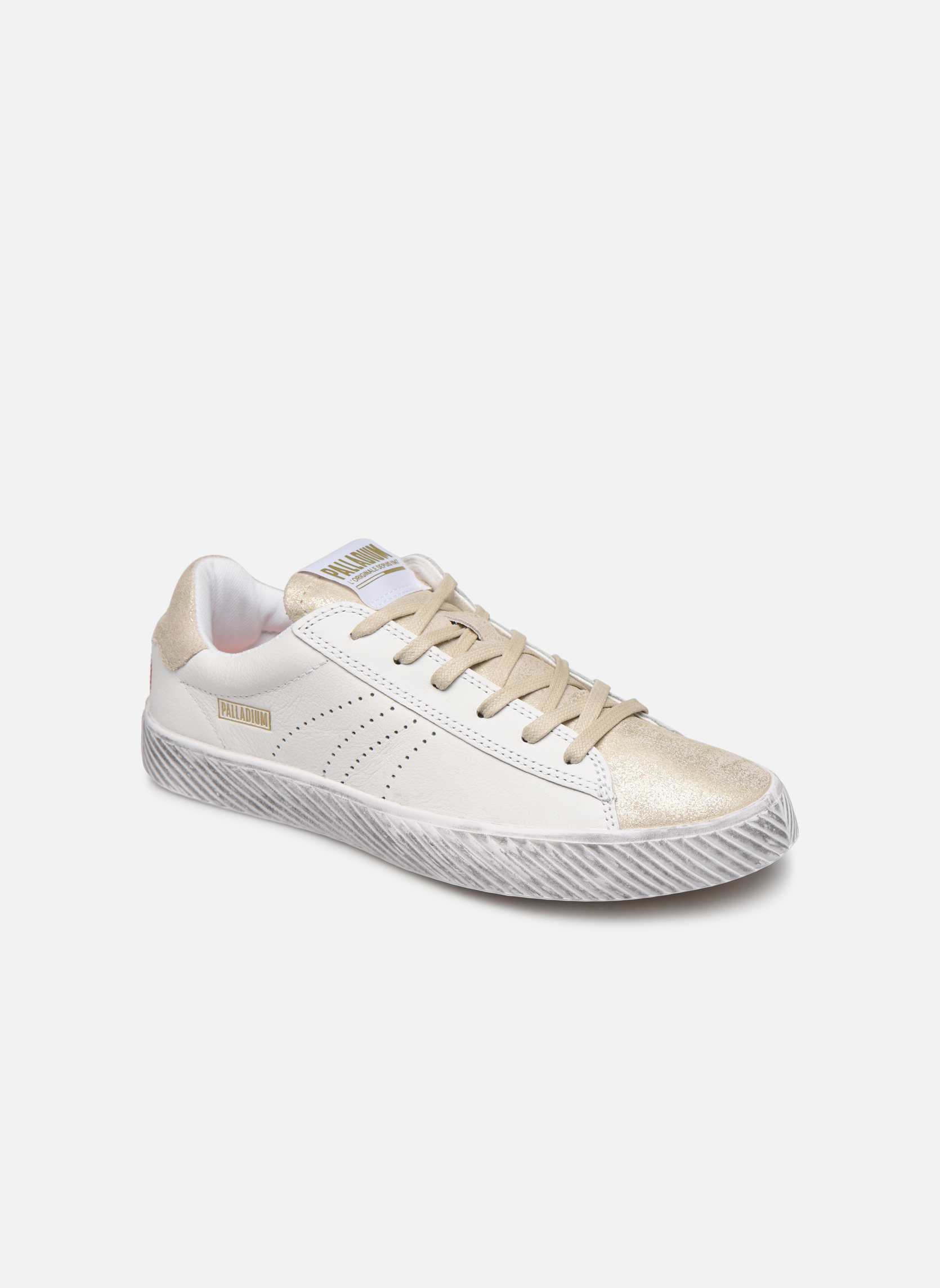 Sneakers Palladium Wit
