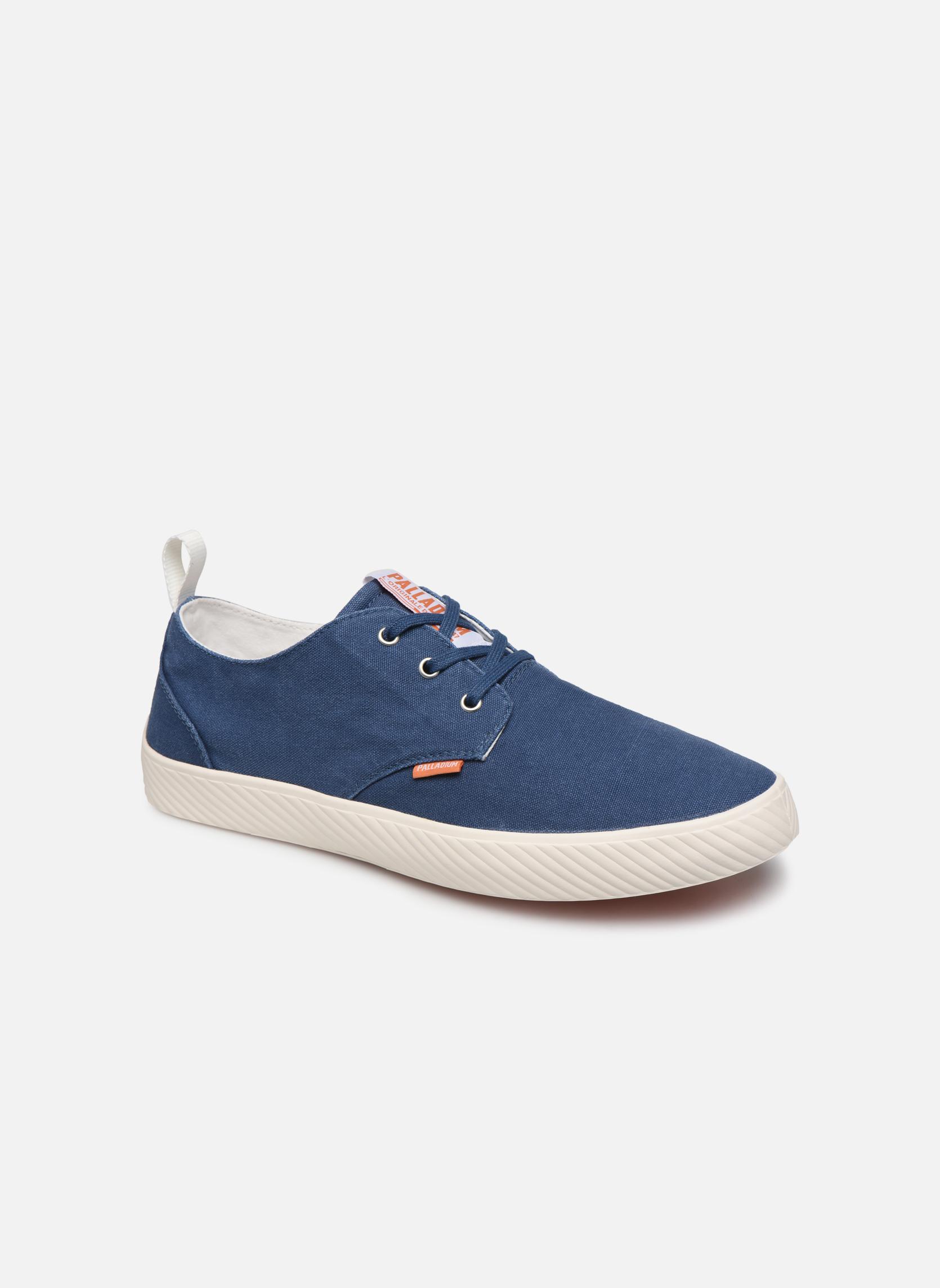 Sneakers Palladium Blauw