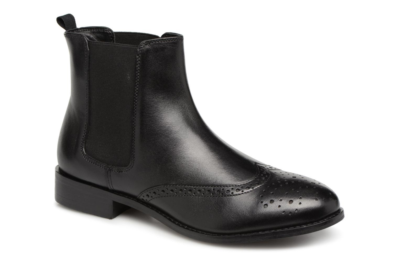 Boots en enkellaarsjes L'Atelier Tropézien Zwart