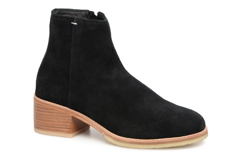 Boots en enkellaarsjes Clarks Originals Zwart
