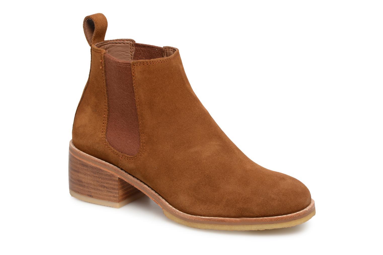 Boots en enkellaarsjes Clarks Originals Bruin