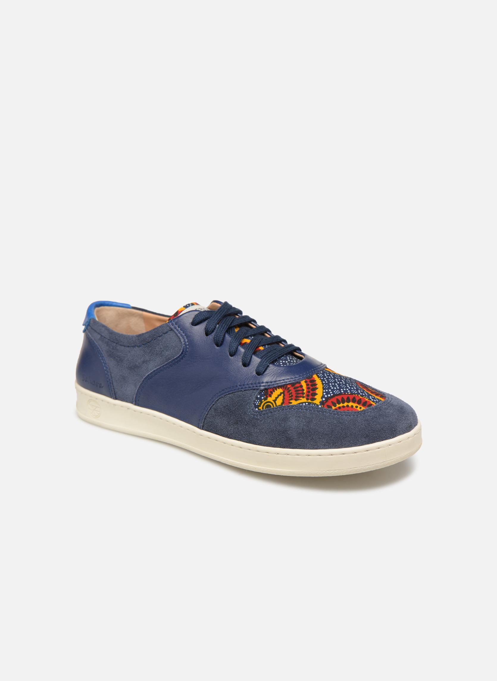 Sneakers Panafrica Blauw