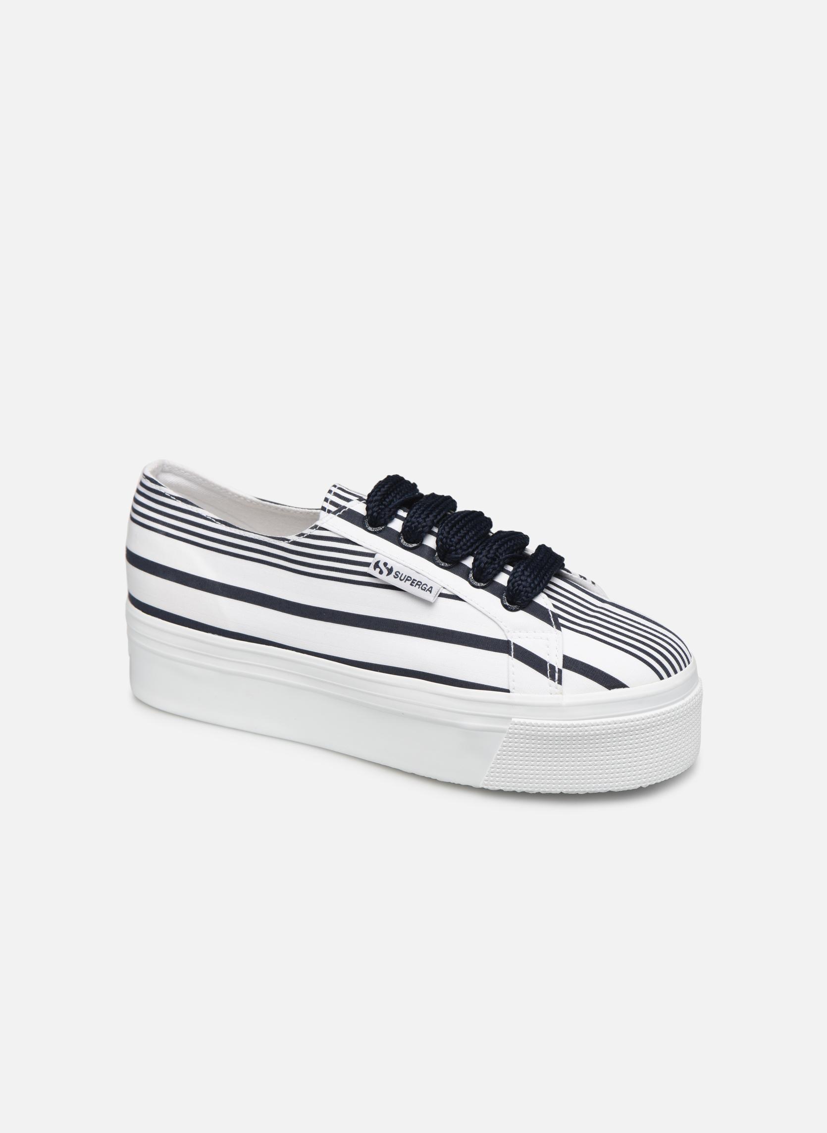 Sneakers Superga Blauw