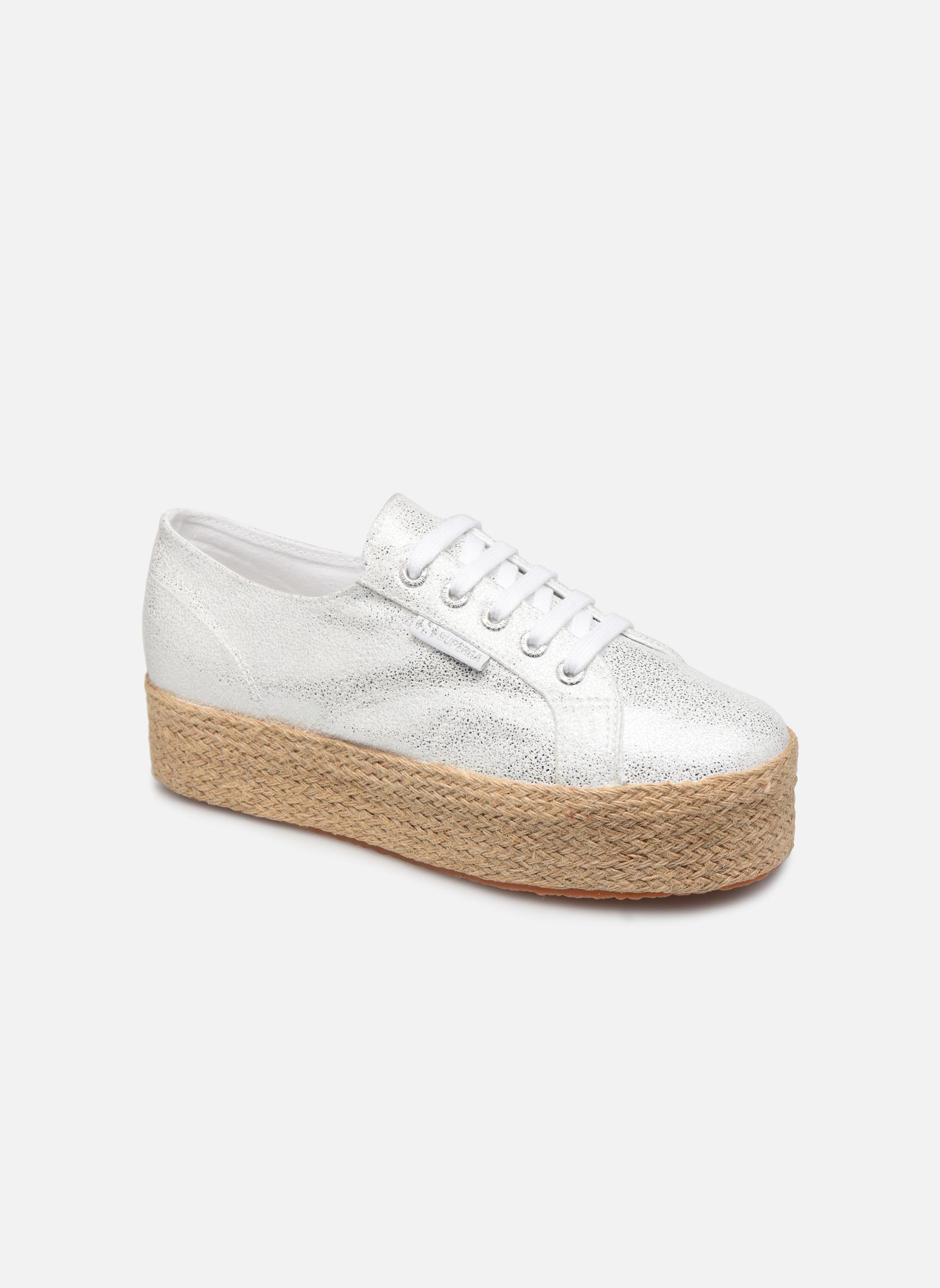 Sneakers Superga Zilver