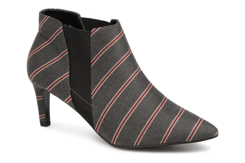 Boots en enkellaarsjes Monoprix Femme Grijs