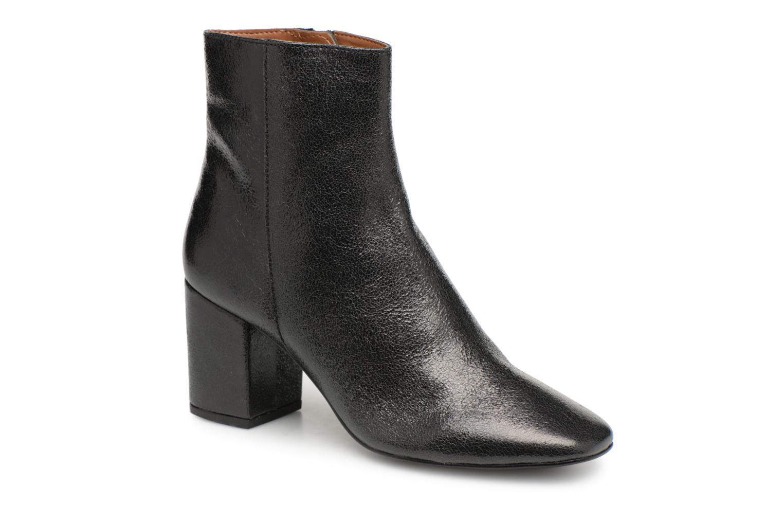 Boots en enkellaarsjes Monoprix Femme Zwart