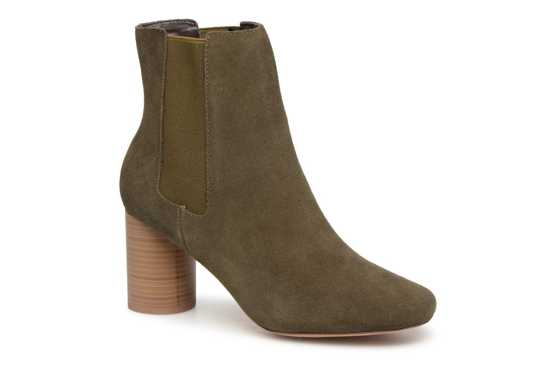 Boots en enkellaarsjes Monoprix Premium Groen