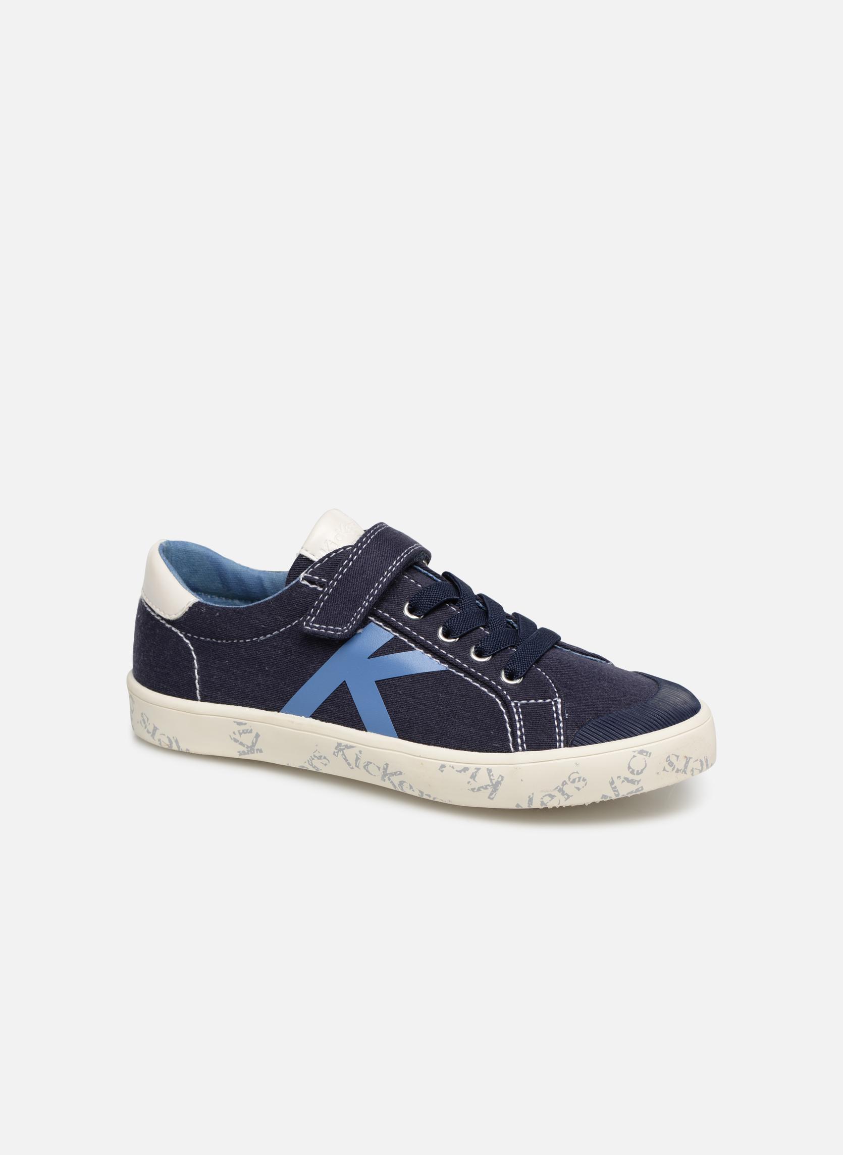 Sneakers Kickers Blauw