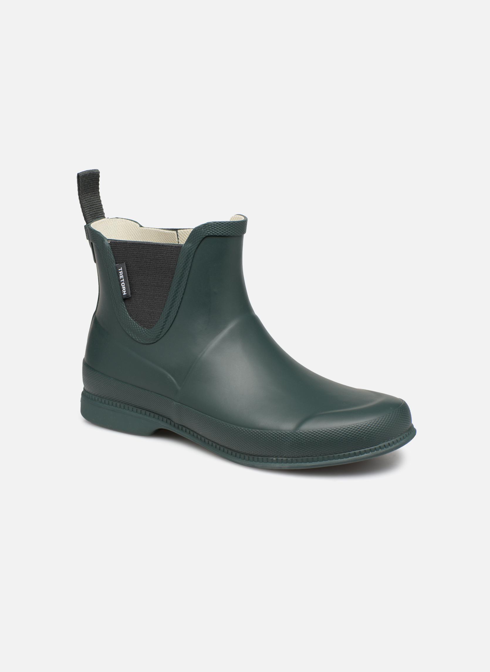 Boots en enkellaarsjes Tretorn Groen