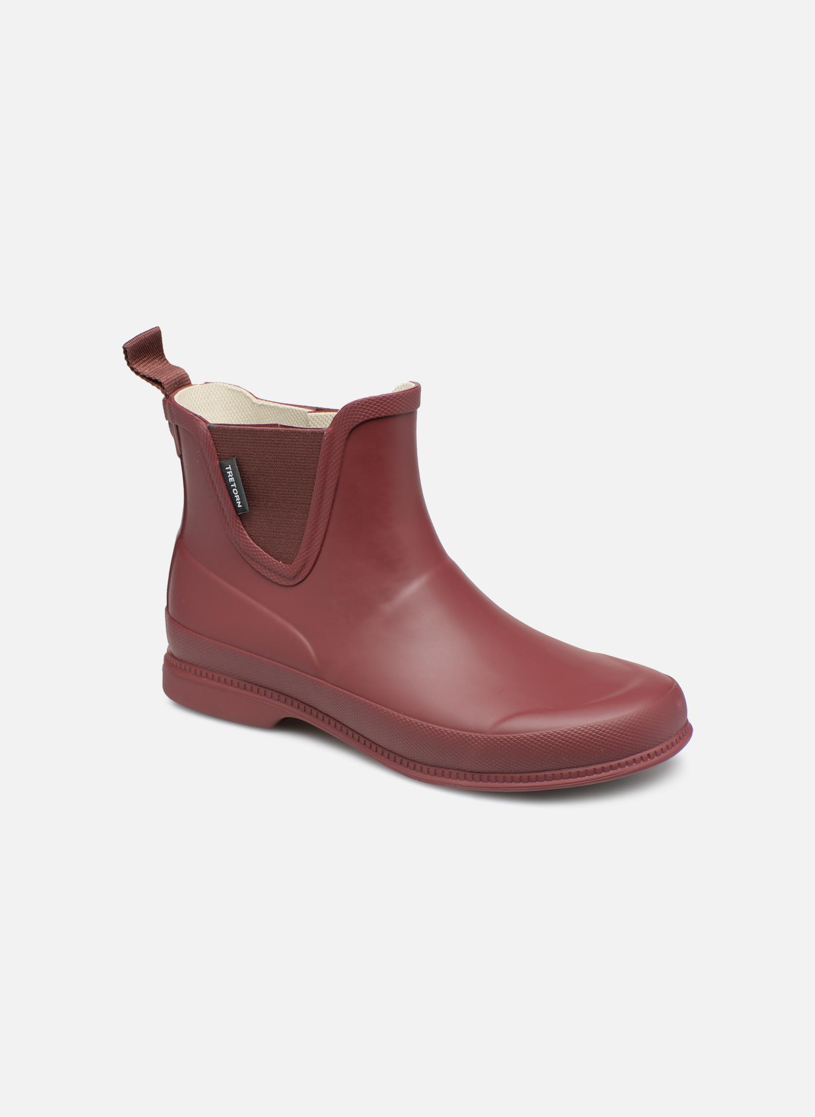 Boots en enkellaarsjes Tretorn Bruin