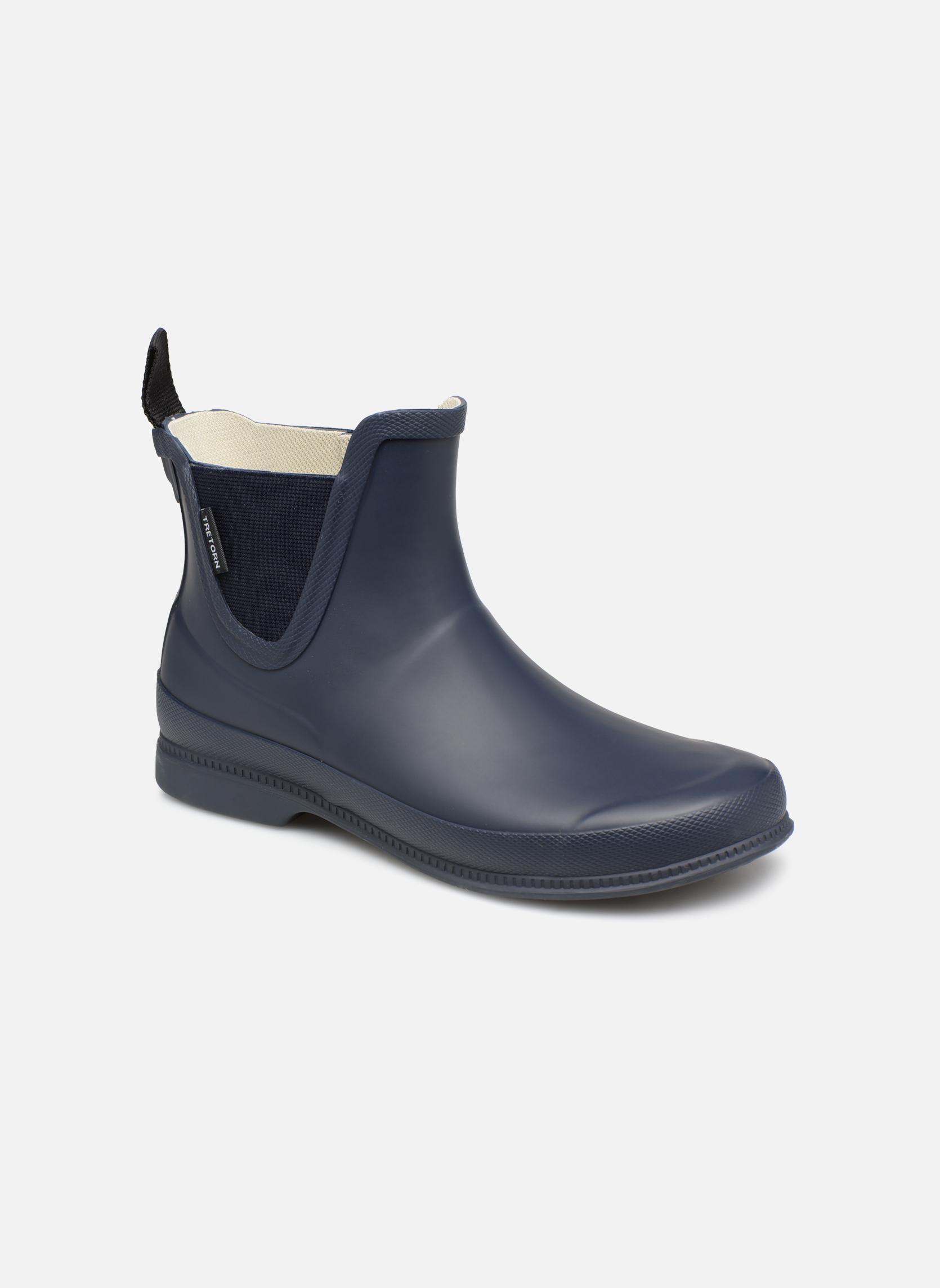 Boots en enkellaarsjes Tretorn Blauw