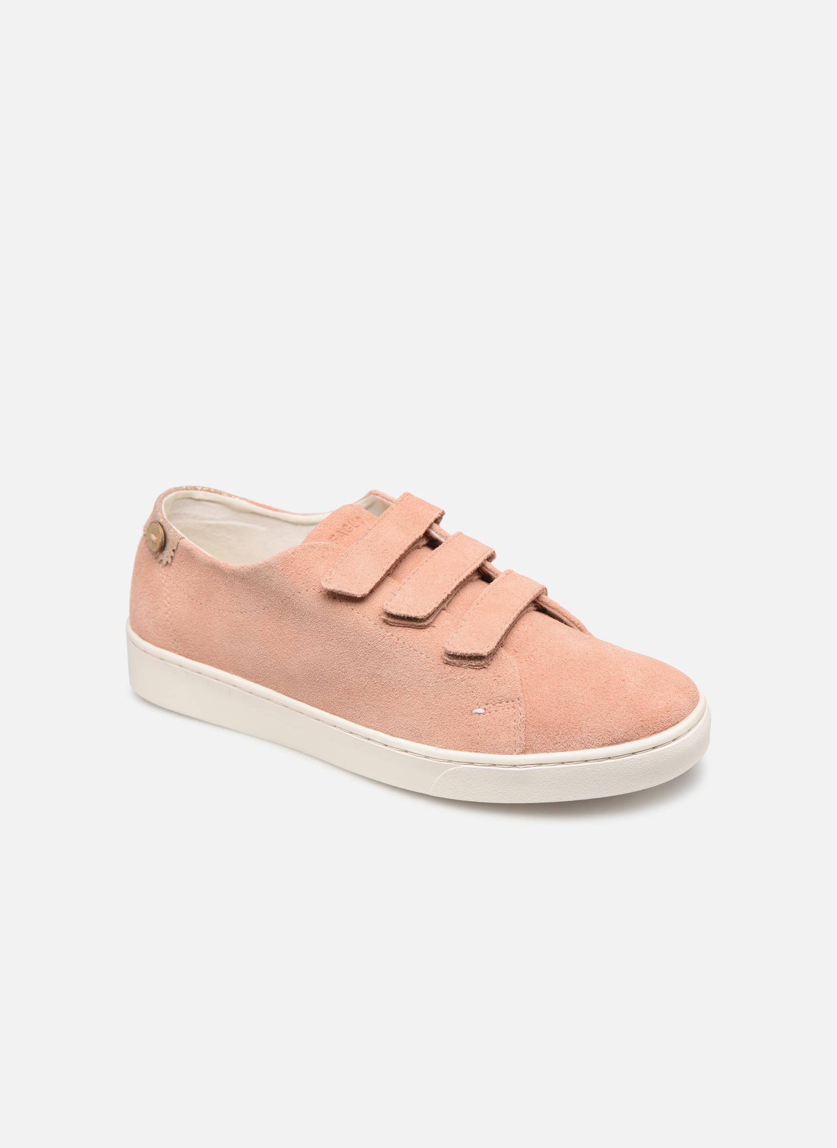 Sneakers Faguo Roze