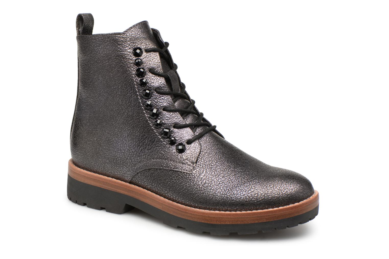 Boots en enkellaarsjes Marco Tozzi Grijs